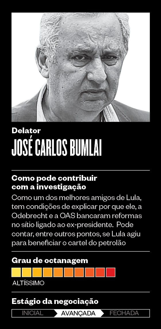 José Carlos Bumlai  (Foto: Época )