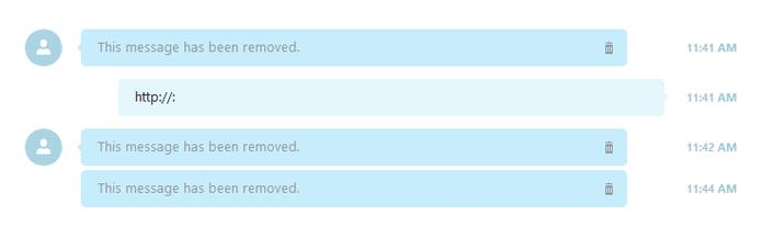 Servidor do Skype está bloqueando código perigoso (Foto: Reprodução/Skype)