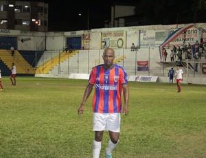 Léo Andrade é artilheiro da competição com três gols. (Foto: Valdivan Veloso / Globoesporte.com)