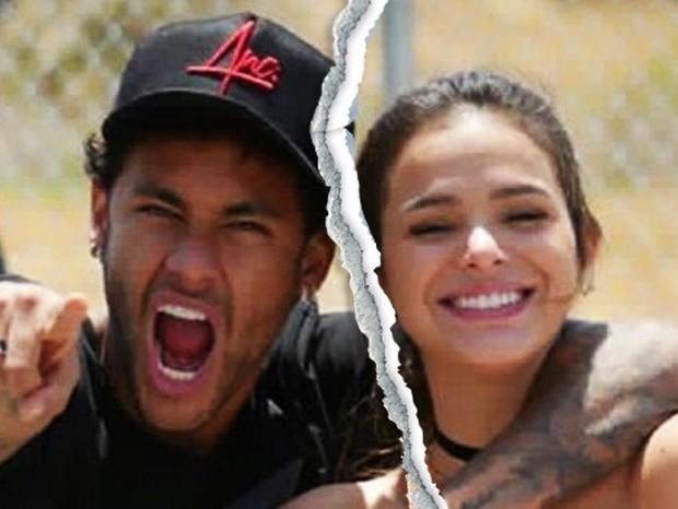 Neymar e Bruna Marquezine terminam namoro (Foto: Reprodução/Instagram)