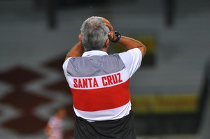 Ricardinho Santa Cruz (Foto: Antônio Carneiro / Pernambuco Press)