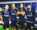 """Éder explica dificuldades de Gabigol no Inter: """"Aqui é muito diferente"""""""