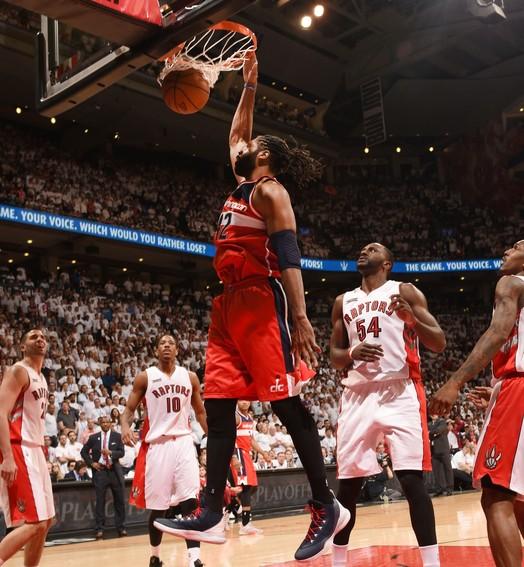 cravou (Ron Turenne / National Basketball Association)
