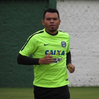 Ceará Coritiba (Foto: Fernando Freire)