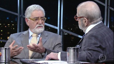 Jô Soares entrevista o jurista Celso Lafer