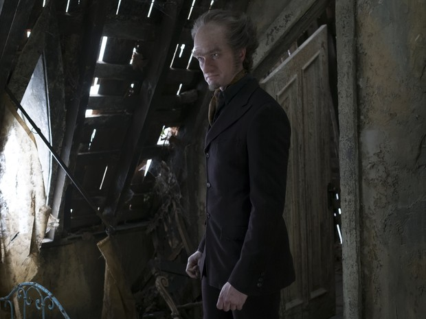 Neil Patrick Harris como Conde Olaf em 'Desventuras em série' (Foto: Divulgação)