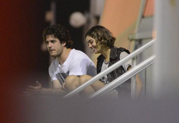 Marco Pigossi e Sophie Charlotte (Foto: Fábio Cordeiro/RevistaQUEM)