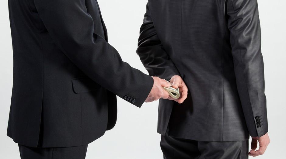 Corrupção; Propina; Suborno (Foto: Shutterstock)