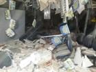 Bando com fuzis explode banco e um morre em confronto com a PM no PI
