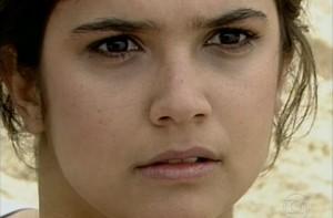 Você sabia que a âncora já foi atriz? (Foto: Domingão do Faustão / TV Globo)