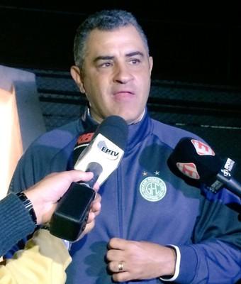 Marcelo Chamusca técnico Guarani (Foto: Gabriela Del Rio / Guarani FC)