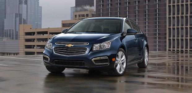 Chevrolet Cruze 2015 (Foto: Divulgação)