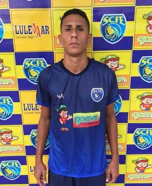 Bruno Tubarão (Foto: Divulgação/Sampaio Corrêa)