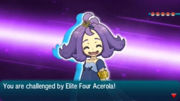 Pokémon Sun e Moon: Acerola tem um time Fantasma (Foto: Reprodução / Thomas Schulze)