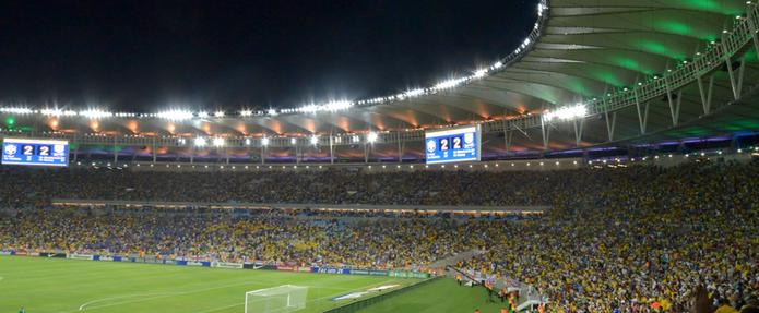 Estádio do Maracanã também tem planta baixa no Google Maps (Foto: Divulgação/Maracanã)