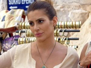 """Bianca desafia Ayla: """"Sua louca!"""" (Foto: Salve Jorge/ TV Globo)"""