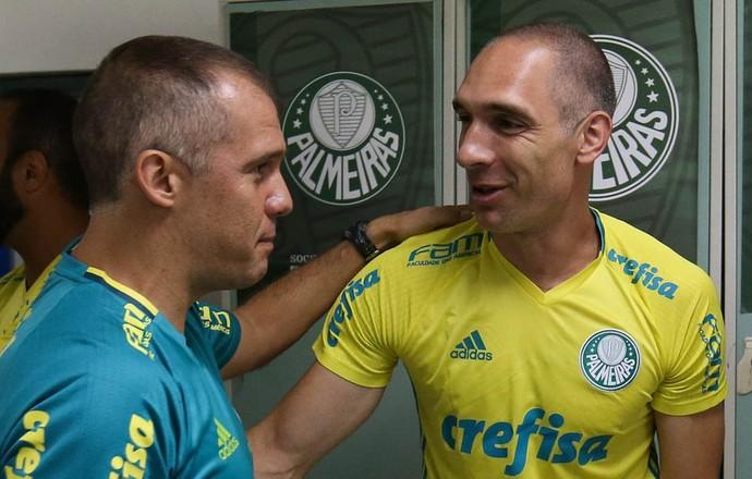 Fernando Prass Palmeiras (Foto: Cesar Greco / Ag. Palmeiras)