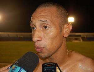 Eduardo Rato, atacante do Esporte de Patos (Foto: Silas Batista / Globoesporte.com/pb)