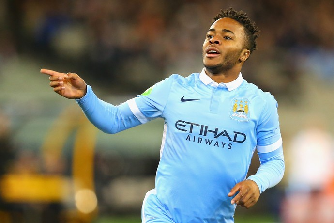 Sterling Manchester City (Foto: Getty Images)
