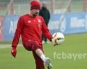 Parado há sete meses, Ribéry volta a sentir dores no tornozelo em treino