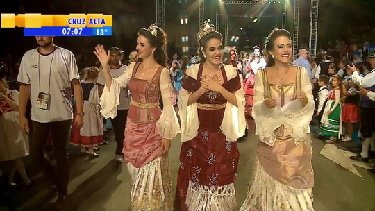 Festa da Uva se encerra com recorde de público e venda em Caxias do Sul