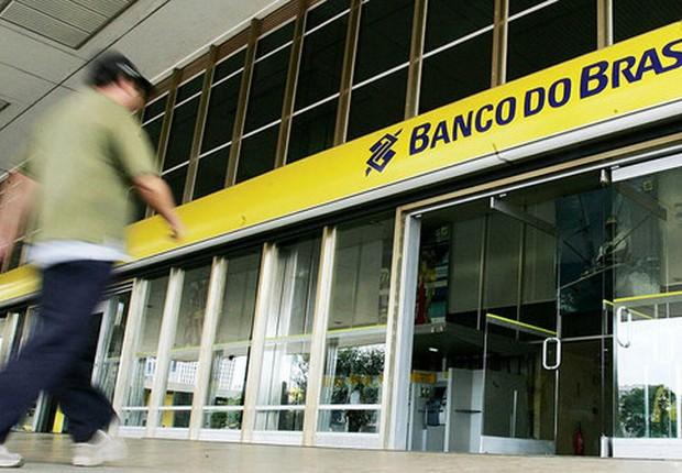 Agência do Banco do Brasil (Foto: Reprodução/Facebook)