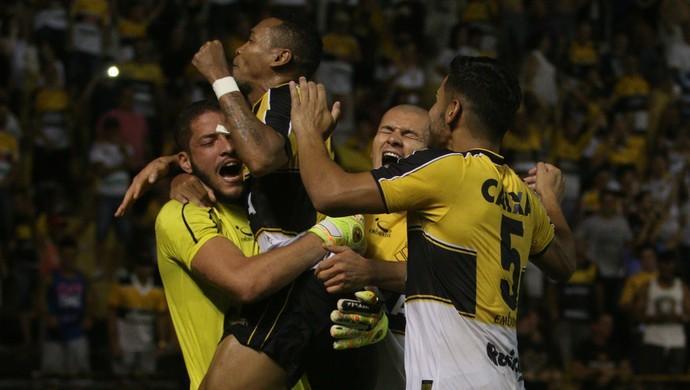 Edson Criciúma (Foto: Caio Marcelo/Criciúma EC)