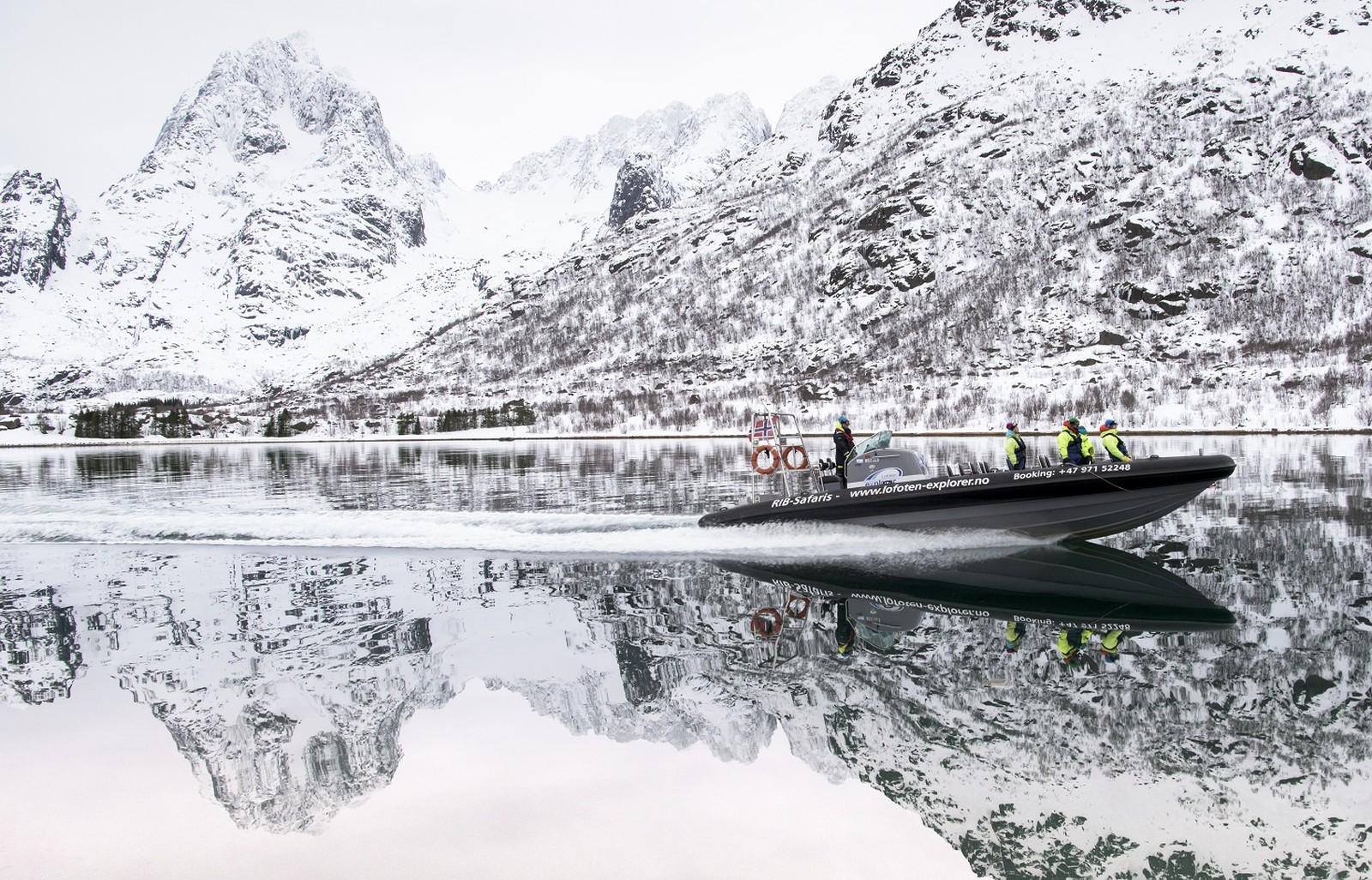 Noruega ficou em primeiro lugar na edição 2017 do ranking do Relatório Mundial da Felicidade (Foto: Cortesia de Visitnorway.com)