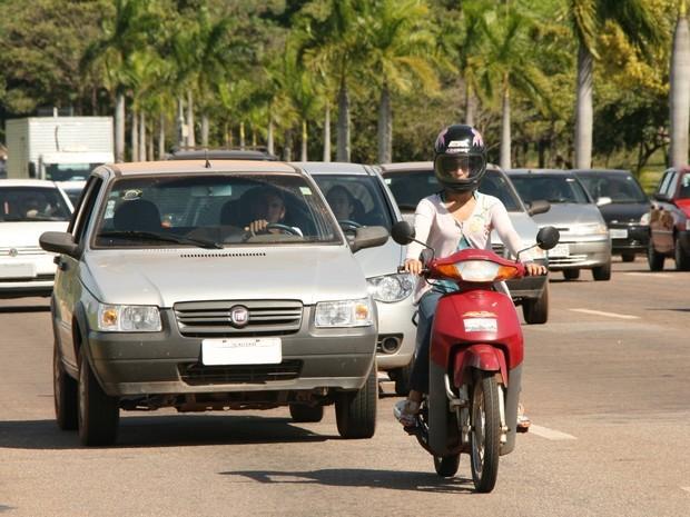 Donos de veículos notificados tem até o dia 11 de agosto para pagar o tributo sem penalidades (Foto: Esequias Araújo/Detran Tocantins)