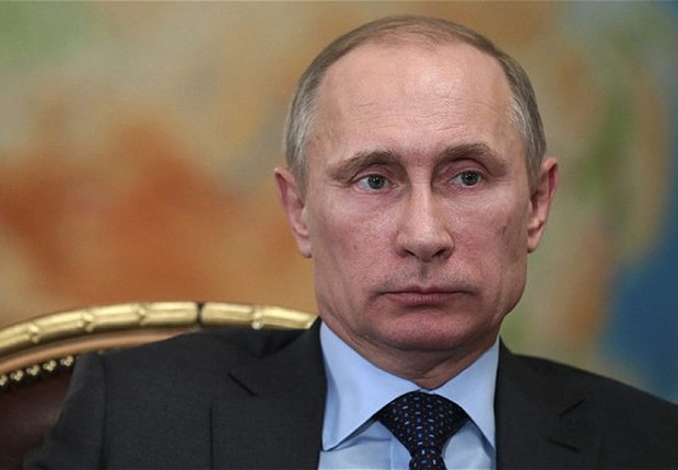 O presidente da Rússia, Vladimir Putin (Foto: Reuters/Arquivo)