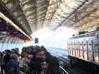 Acidente interrompe operação em cinco estações do Trensurb no RS
