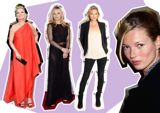 Kate Moss   (Foto: Getty e Reprodução)