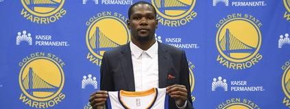 Confira todas as movimentações do mercado e os novos elencos da NBA (Kyle Terada / USA Today / Reuters)