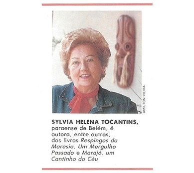Sylvia-Helena-Tocantins (Foto: Editora Globo)