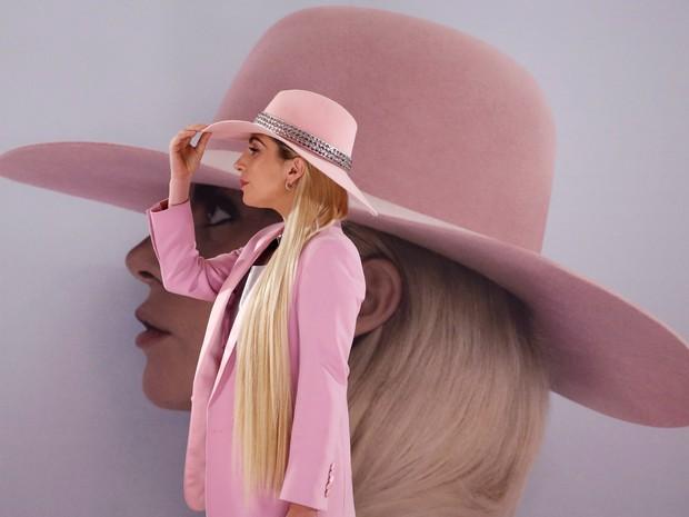Lady Gaga divulga seu novo álbum em Tóquio, no Japão (Foto: Toru Hanai/ Reuters)