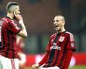 Árbitro ajuda, Ménez faz dois, e Milan derrota o Cagliari para aliviar a crise