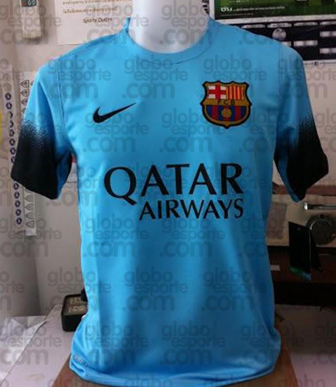 Barcelona Manchester City E Inter Terao Modelos De Terceira Camisa Bem Parecidos Blog Manto Fc Globoesporte Com