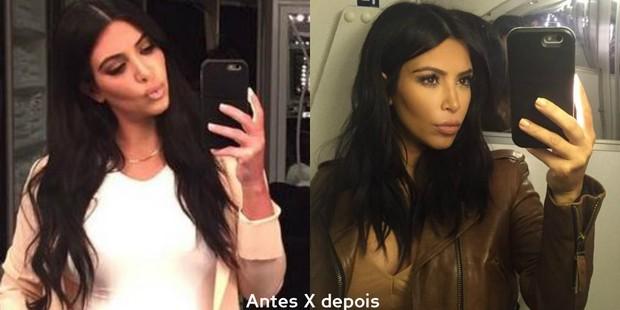 Kim Kardashian  (Foto: Reprodução do Instagram)