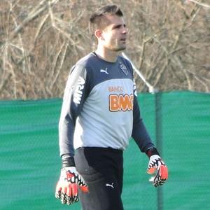 Victor Treino Atlético-mg (Foto: Léo Simonini)