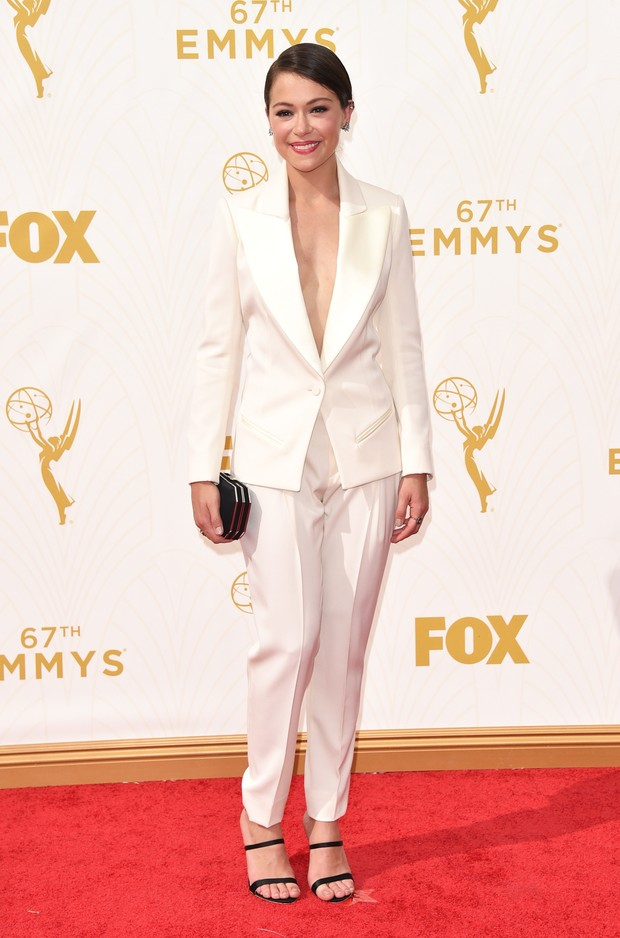 EMMY 2015 - Tatiana Maslany (Foto: Getty Images)
