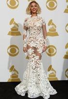 Veja o estilo das famosas no Grammy Awards