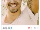 Caio Castro está no Tinder e tem perfil verificado pelo aplicativo
