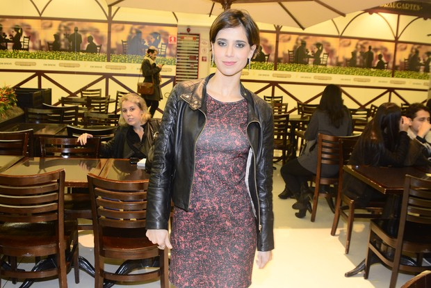 Mel Lisboa (Foto:  Léo Franco/AgNews)