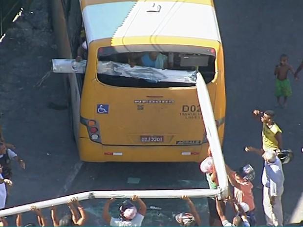 Acidente Periperi Bahia 2 (Foto: Reprodução/TV Bahia)