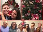 Thais Fersoza mostra foto de Natal em família com Michel Teló