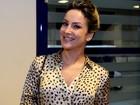 'Espero ficar com os cabelos em pé', Claudia sobre expectativa para Semifinal