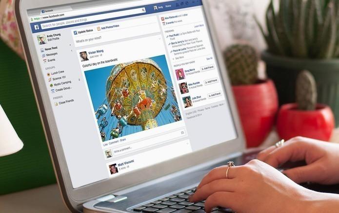 Veja como denunciar um grupo no Facebook (Foto: Divulgação/Facebook)