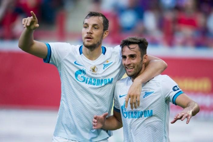 BLOG: Ex-Flu, volante Mauricio marca, e Zenit conquista a Supercopa da Rússia