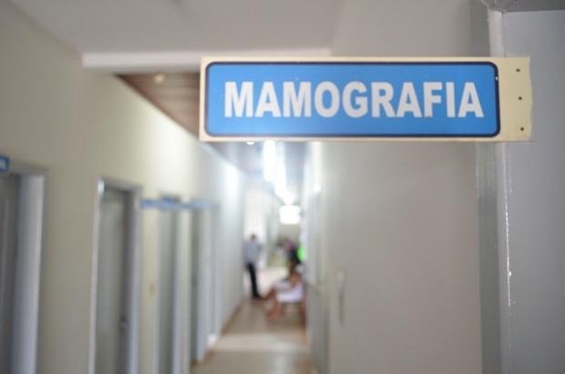 Pacientes não tem onde realizar o exame na rede pública de saúde (Foto: Flávio Godoi/G1)