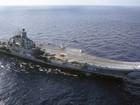 Caça russo cai no Mediterrâneo